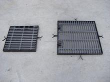 Mild Steel Frame Composite Grating, FRP Grating, Fiberglass Grating