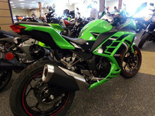 KAWASAKI NINJA 300 SE MOTORCYCLE