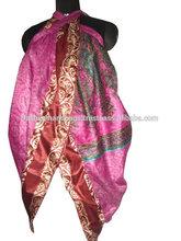 De seda de lujo Wrap faldas, mujeres Wrap faldas, falda para la muchacha