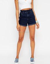 washed denim jeans short for girls/ women jeans short