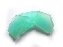 Dyed Aqua Calci Rough Gem Stone