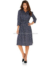Dotted dress - Brand: Class International by Heine