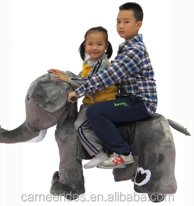 walking animal rides