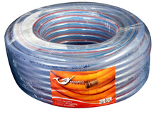 PVC HOSES Reinforced , level , water , Gas , Air....