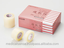 Easily cuttable and breathable cosmetic shop equipment, made in Japan