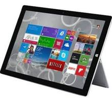 Free Shipping For Microsoft - Surface Pro 3 Tablet - Wi-Fi - 128 GB - Silver