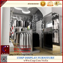 Office/Work fashion shop design and decorative , SF 016