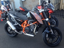 100% Original 2014 KTM 690 DUKE THE ESSENCE OF MOTORCYCLING
