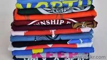 95 cotton /5 elastane t-shirt wholesale, custom screen printed tshirts for men