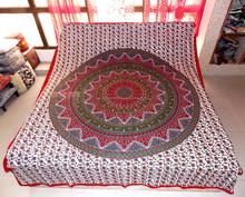 Elephant stars hippy tapestry bedspread artworkindian mandala handmade natural art wall hanging