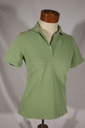 Hot sell Newest ladies polo t shirt, cotton polo shirt, short sleeve polo shirt, women polo shirt