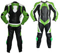 cuero biker traje completo traje de carreras racer moto de carreras en carretera de cuero traje señoras moto mono traje de carre