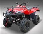 250cc LG Utility 4 Stroke ATV- 5 Speed Manual