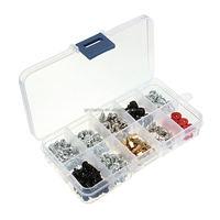 Best Price 228Pcs Pack Screws Kit for Motherboard PC Case Fan CD-ROM Hard Disk Notebook