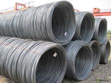 Rebar, wire rod steel construction materials