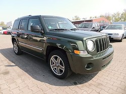 Used Jeep Patriot 2.4 Limited Pick Up - Left Hand Drive - Stock no: 12697