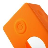 Silicone Protective Case for Xiaomi Yi Action Camera Mi Yi Sports Camera housing