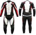 cuero de la motocicleta motocicleta pista traje de cuero de la motocicleta se adapte a las cuero traje de una sola pieza de cuer