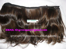 Wholesale factory price supply 5A indian virgin hair