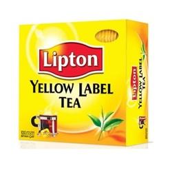 LIPTON YELLOW LABEL TEA 200GR