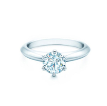1.5 Carat 6 Prongs Classic 925 Sterling Silver Wedding Engagement Ring Top Cubic Zircon Plated Gold Wholesale Jewelry