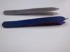 stainless steel wax tweezers/ precision body waxing tweezers