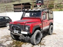 Used Land Rover Defender 90 4x4 - Left Hand Drive - Stock no: 12929