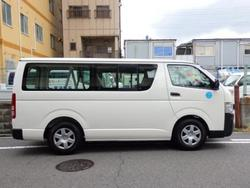 Used Toyota Hiace ADF-KDH201V - 2008