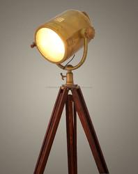 Tripod Floor Lamps, Marine Focus Light, Marine Tripod Light
