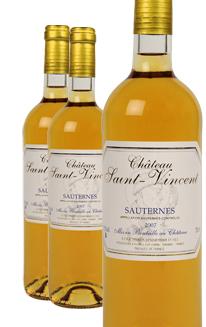 Chateau Saint Vincent Sauternes