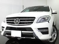 USED CARS - MERCEDES-BENZ M-CLASS (RHD 820250 DIESEL)