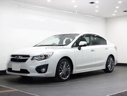 USED CARS - SUBARU IMPREZA G4 2.0I (RHD 820707 GASOLINE)