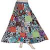 latest long gypsy dance Skirt patchwork skirts