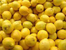 Top Quality Organic Fresh yellow and green Lemon fruits from south Africa and Europe