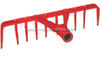 Unique & Export Quality Made In India Heavy Curved Rakes