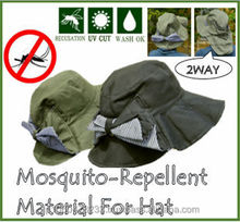 High quality and Fashionable Mosquito prevention Hat for Gardening use OEM available