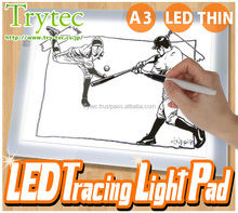 Enjoyable best advertising No.1 seller amazon co jp tray viewer A4/B4/A3 selectable size tracing led light pad for you