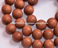 Sándalo mala rosario / rosario mala de los granos hechos a mano cuentas de madera de sándalo