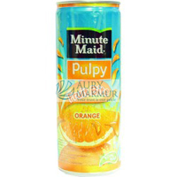 MINUTE MAID PULPY FRUIT BITE ORANGE 240ml