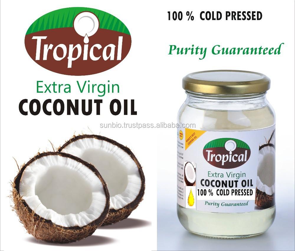 Coconut multiple oil sclerosis virgin