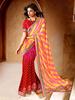 Bandhani Multi Colour Indian Saree