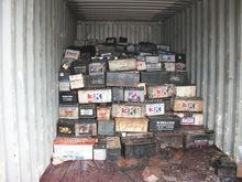 (ISRI CODE: RAINS)Drained Lead Battery Scrap