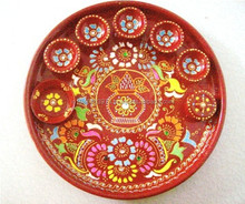 Promotional diwali thali decoration buy diwali thali for Aarti dish decoration