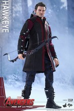 Hot Toys Avengers: Age of Ultron 1/6th scale Hawkeye 2.0 Figure MMS289