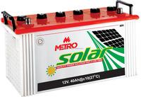 DEEP CYCLE SOLAR BATTERY/12AH - 200AH/LOW MAINTENANCE/ LOW DISCHARGE