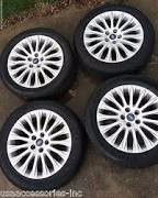 "2013 2014 17"" Ford Focus Wheels Rims Tires Local Pickup"