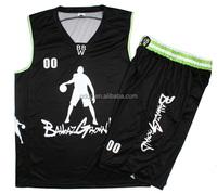 2015 newest professional jersey basketball design mens basketball uniform design