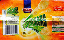 Smackers cheese & Onion Snacks Biscuit