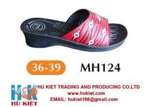 Viet Nam latest lady casual slipper for durable summer women slipper