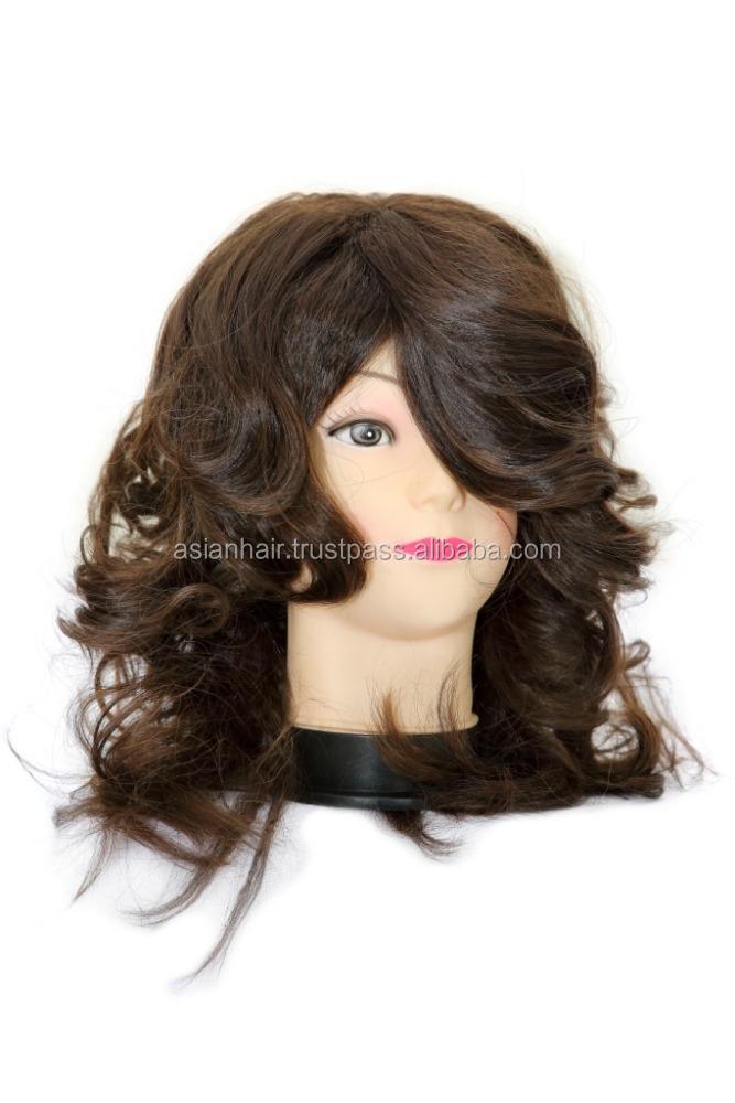 European Hair Human Wig 111